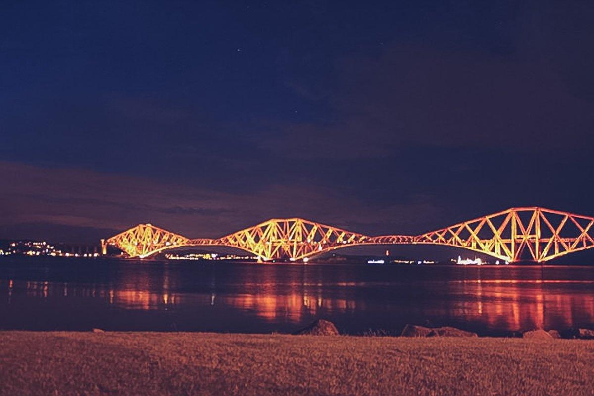Versteckt in den Highlands - Edinburgh / Forth Bridge