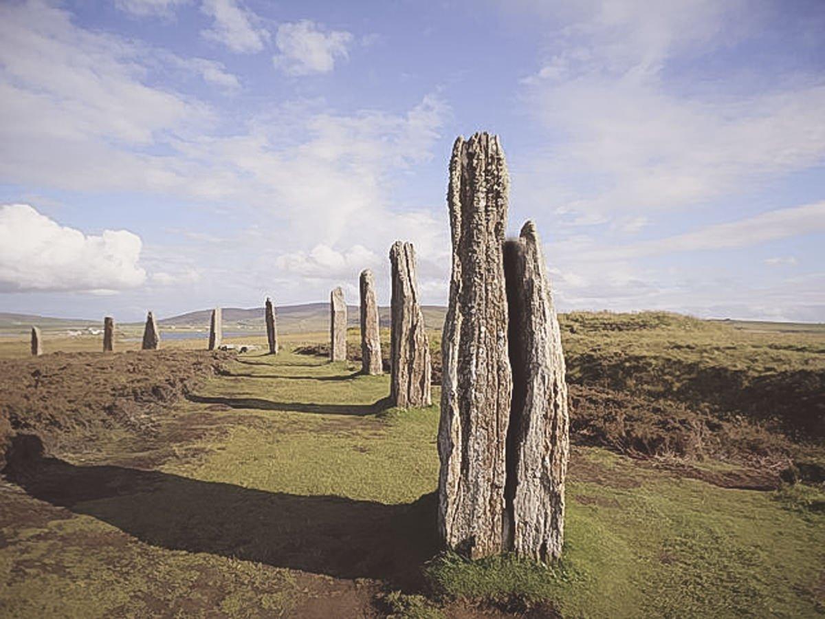 Versteckt in den Highlands - Orkneys